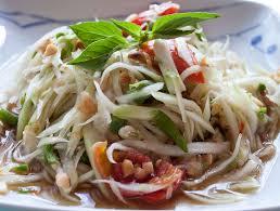 green papaya salad recipe som tum temple of thai