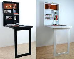 Small Fold Up Desk Small Folding Computer Desk Wall Mounted Table Furniture For