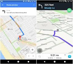 Google Map Portland Oregon by Google Maps Vs Waze Which Should Be Your Go To Map App Greenbot