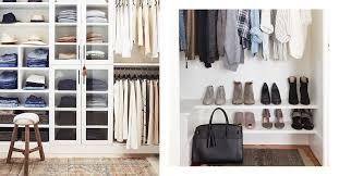 Closet Hanger Organizers - a professional organizer overhauled my closet u2014here u0027s what happened