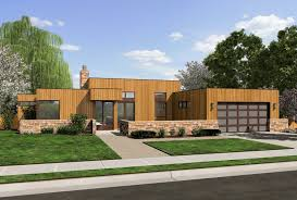 Mid Century Style Home Modern Ranch Style Home Floor Plans House Decor Pics On