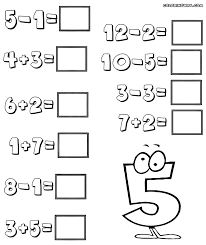 Basic Math Word Problems Worksheets Math 1000 Images About Math On Pinterest