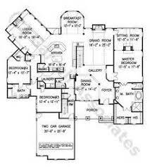Ponderosa Floor Plan Bonanza Ponderosa House Floor Plan House Plans