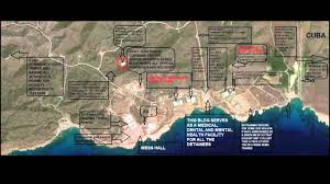 Guantanamo Bay Map The Real Story Of Guantanamo Bay How The Shadow Government