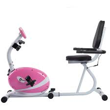 Recumbent Bike Under Desk by Recumbent Bike W Lcd Monitor And Pulse Rate Monitoring By Sunny