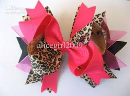 hair bows wholesale wholesale hair bows animal grosgrain ribbon bows attached
