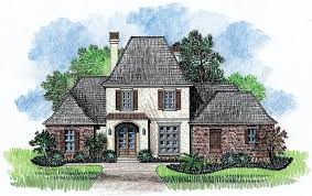 graneur country french home plans louisiana house plans