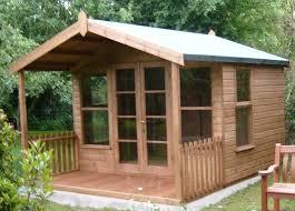 Garden Shed Summer House - plans summer house plans summer free home design images