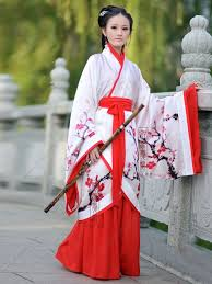 hanfu clothing custom traditional chinese hanfu dress