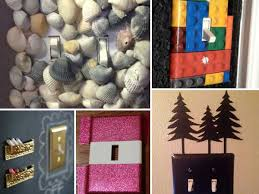 Creative Ideas To Decorate Home 21 Creative Diy Ideas To Decorate Light Switch Plates Amazing