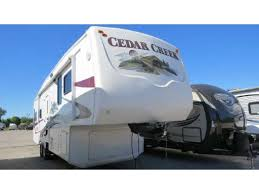 Cedar Creek Cottage Rv by New Or Used Forest River Cedar Creek Cottage 34tsa Rvs For Sale