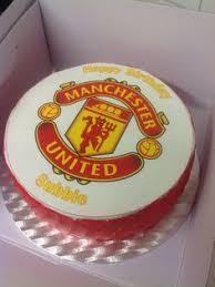manchester united birthday cake birthday cake sport theme