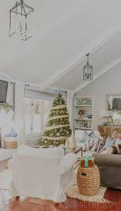 christmas home tour part 2 eclectic winter decor