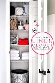 organizing closets best 25 small linen closets ideas on pinterest bathroom closet