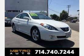 used toyota camry solara for sale in san diego ca edmunds