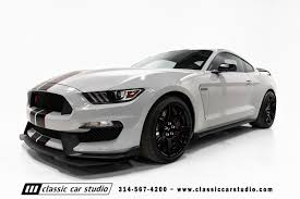 Shelby Mustang Black 2016 Ford Mustang Shelby Gt350r Classic Car Studio