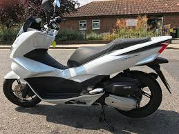 used honda pcx 125 2016 16 motorcycle for sale in dartford 6505170