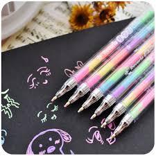Photo Album Black Pages Aliexpress Com Buy Photo Album Props Rainbow Segmented Colorful