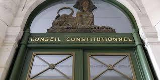 si e du conseil constitutionnel le conseil constitutionnel valide la nouvelle loi antiterroriste