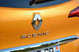renault orange renault scenic hybrid news specs driving impressions digital