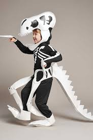 skeleton costume dinosaur skeleton costume for kids chasing fireflies