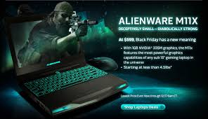 black friday sale laptops black friday alienware usually has great deals notebookreview