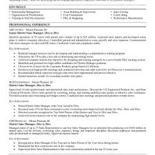 sales manager resume template resume template district sales manager best of sales manager