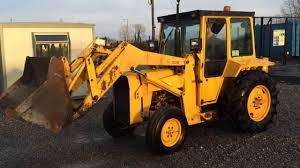 massey ferguson 30e industrial tractor c w front loader