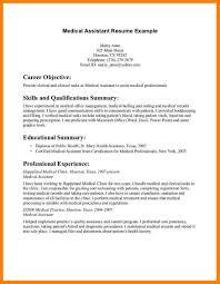 Medical Sample Resume by Medical Objective Passenger Service Agent Resume Professional