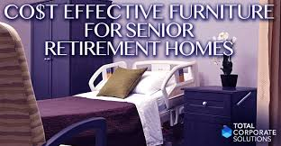 Total Corporate Solutions Cost Effective Furniture For Senior - Retirement home furniture