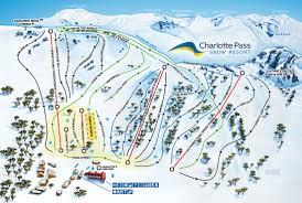 Montana Ski Resorts Map by Trail Map