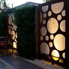 Decorative Metal Fence Panels Metal Garden Panels Divider Amazing Decorative Screens Panels