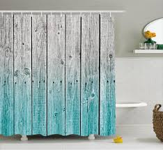 Shower Curtains Rustic Wood Shower Curtains