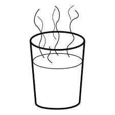disegni bicchieri pittogrammi 23 disegni per bambini da colorare