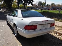 mercedes englewood service 1996 mercedes sl class sl 500 2dr convertible in englewood co