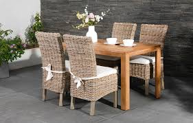 indoor wicker dining table indoor rattan dining sets uk spurinteractive com
