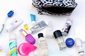 travel toiletries images Packing a travel toiletries bag classically contemporary png