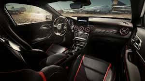 mercedes benz jeep matte black interior mercedes amg gla 45 4matic