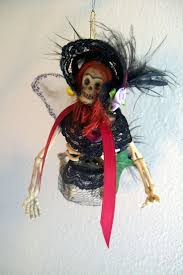 Creepy Halloween Crafts 49 Best Skeleton Fairy Images On Pinterest Halloween Crafts