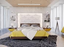 chambre designe idée chambre adulte aménagement et décoration design