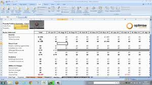 Investment Property Spreadsheet Property Investment Schedule Monthly Reporting Youtube
