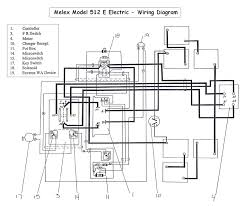 wiring diagram wiring diagrams for yamaha golf cart electric key