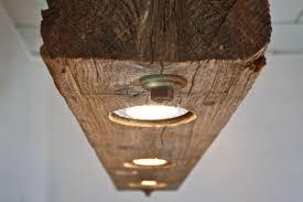 rustic beam light fixture massive rustic wooden beam chandelier id lights