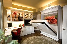 Furnitures  Bedroom Decor With Storage Maximizing Bed Feat Modern - Space saving bedroom design