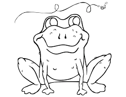 free printable toad coloring pages kids glum