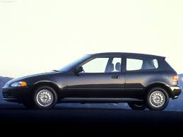 Honda Civic Lenght Honda Civic Hatchback 1992 Pictures Information U0026 Specs