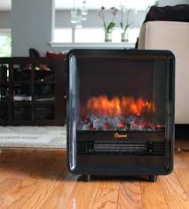 Small Electric Fireplace Heater Small Electric Fireplace Heater With Thermostat Corner Mini