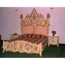 hand carved bed bedroom bathroom u0026 kids furniture brass wood