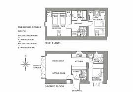 stable floor plans riding stable sleeps 6 rookery farm holidays north norfolk