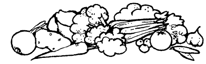 black and white clipart of vegetables jaxstorm realverse us